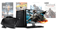 Configurer un PC sur mesure PC Gamer Next-Gen - INTEL