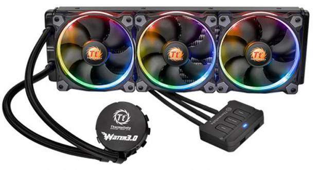 kit watercooling thermaltake ring RGB 360